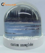 Waterside Scenery/Waterscape Photo Snow Ball