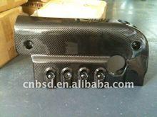 carbon fiber engine cover design for 00-03 nissan engine cover design for 09-11 nissan sentra