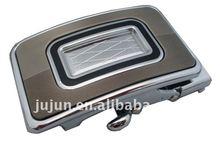 2011 oversea popular logo belt buckle