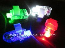 finger ring flashing led light