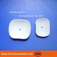 Alumina Ceramic Boat Crucible