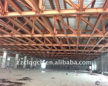 prefab steel warehouse shed