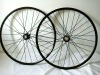 Mountain bike alloy wheels 23mm Clincher
