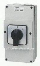 waterproof reversing switch