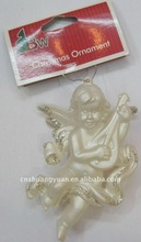 christmas angel shape hanging gift