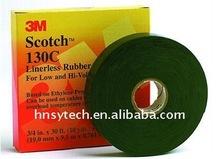 3M Scotch 130C no lining self-glutinous insulation tape