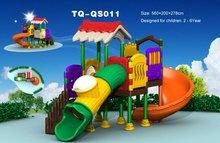 2012 newly designed unique wholly PLASTIC children amusement theme park