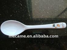 8218 Melamine Ice Cream/Tea /Coffee/Honey Spoon