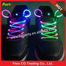LSC-013 Hot sale LED Flashing Shoe Laces