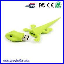 Custom Design Lizard USB Flash Drive 2.0