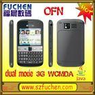 Christmas 3G mobile phone, Entry level QWERTY 3G mobile phone, OFN keys
