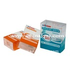Model JY-3003 PP PVC PET Plastic packaging box used as promotion or gift,perfume cosmetics