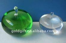 nice clear beautiful crystal apples