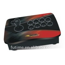 Real Wooden Arcade Stick for Multi Platform of PS/PS2/XBOX/PC-USB with one memory slot/ARCADE STICK --FT69D1