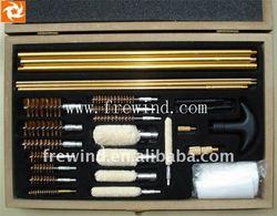 Gun clean brush kit
