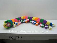 Encantadora del algodón de la muñeca de trapo - ciempiés