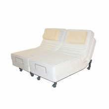 double electric bed