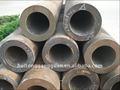 gran diámetro exterior y espesor de pared de acero sin soldadura de tuberías