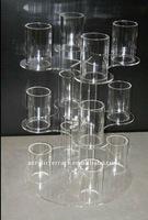 Acrylic Three Tier Bangle Display Stand/Acrylic Bangle Display Stand