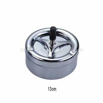 Rolling Ashtray (metal ashtray,pocket ashtray)