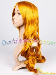 18inch Christmas gift synthetic wig free of charge