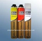 One Component PU foam sealant Manufacturer