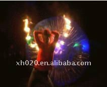 2012 latest design top brand inflatable light and music zorb 100% safety zb017