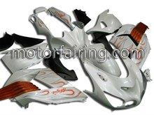For Kawasaki Ninja ZX-14R 06-09 ABS Racing Motorcycle Fairings