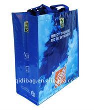 Basketball non woven carrying shopping bag for skeateboard