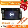 car dvd player for opel zafira/astra/zofra, digital tv optional ST-8919