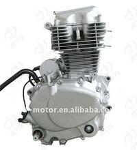 CG125 engine kick/electric start