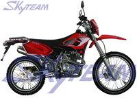 SKYTEAM 125cc 4 stroke Enduro Trail Bike Motorcycle (EEC EUROIII EURO3 Approval)