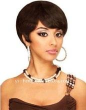 Beautiful 100% human hair full lace wig