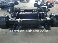 trailer suspension axle