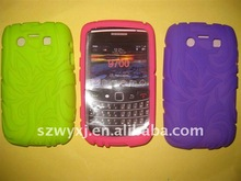 silicone cases for blackberry 9700