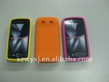 silicone case for blackberry 9860
