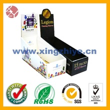 newly fashion popular design retail papr box packing