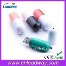 medical style pill usb flash drive