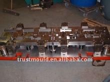mould manufacturer offer progressive stamping die, connector pin mold
