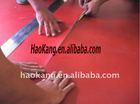 Cloth pattern Table-tennis court pvc sports flooring