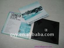 2012 Printed Paper CD packaging box