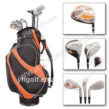 2012 new hot sale golf club set high quality low price