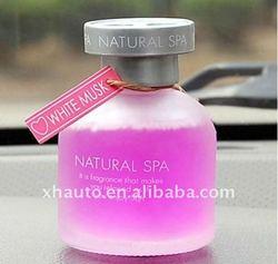 gift car perfume bottle/funny car air freshener/poppy liquid car air freshener