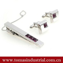 New cuff links & tie clips set for 2011 and 2012