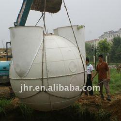 Biogas Septic Tank