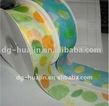 2012 sublimation polyester satin ribbon