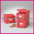 Caixa de embalagem de papel