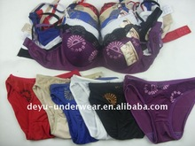 0.9USD 2012 Hotsale New Design Lowest Sexy Lace Bra And Panty Sets(kctz005)