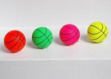 mini rubber foam basketball
