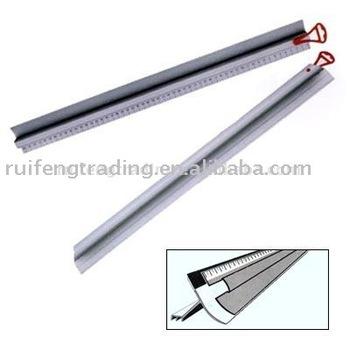 2pcs Aluminum Wallpaper Trim Guide